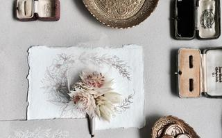 The Art of the Boutonniere, Basic Calligraphy and Styling (Jakarta)