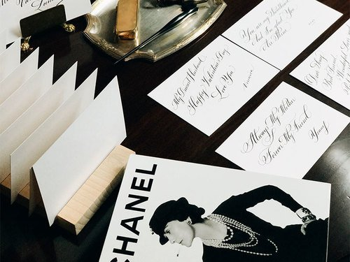 Chanel Valentine's Day Luncheon
