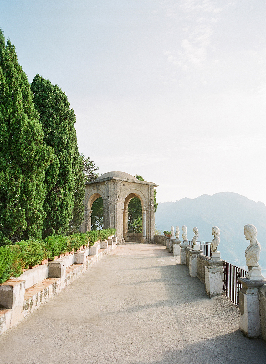Aston and Stella in Ravello gallery image