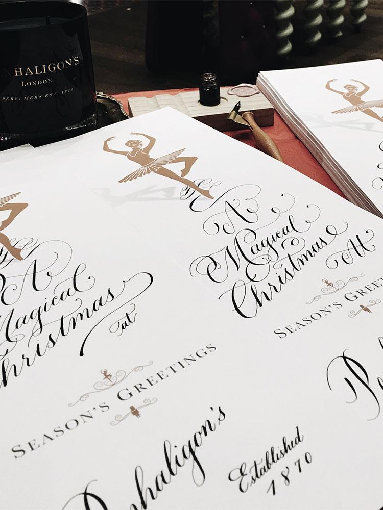ペンハリガンのクリスマス image gallery