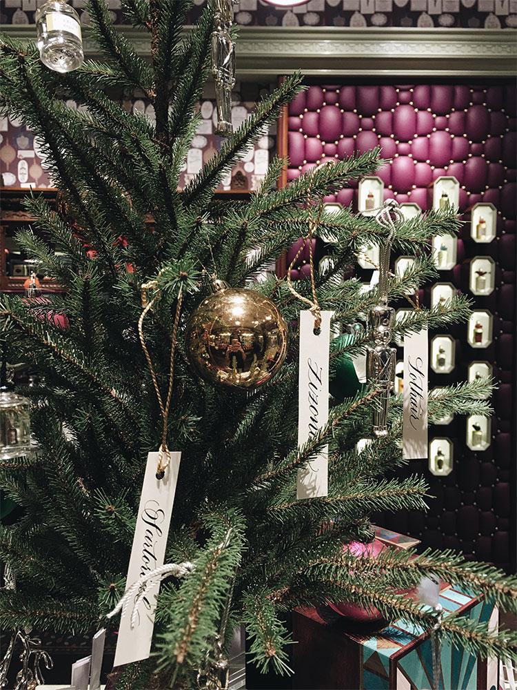 Penhaligon's Christmas image gallery