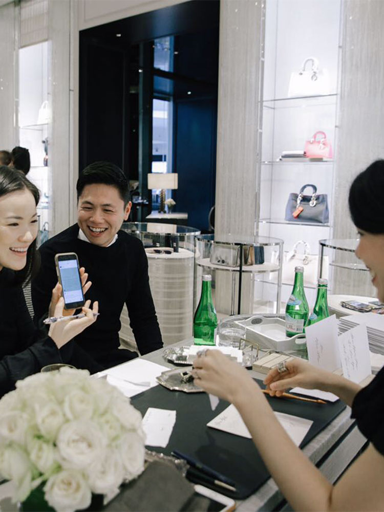 Dior Valentine's Day Event image gallery