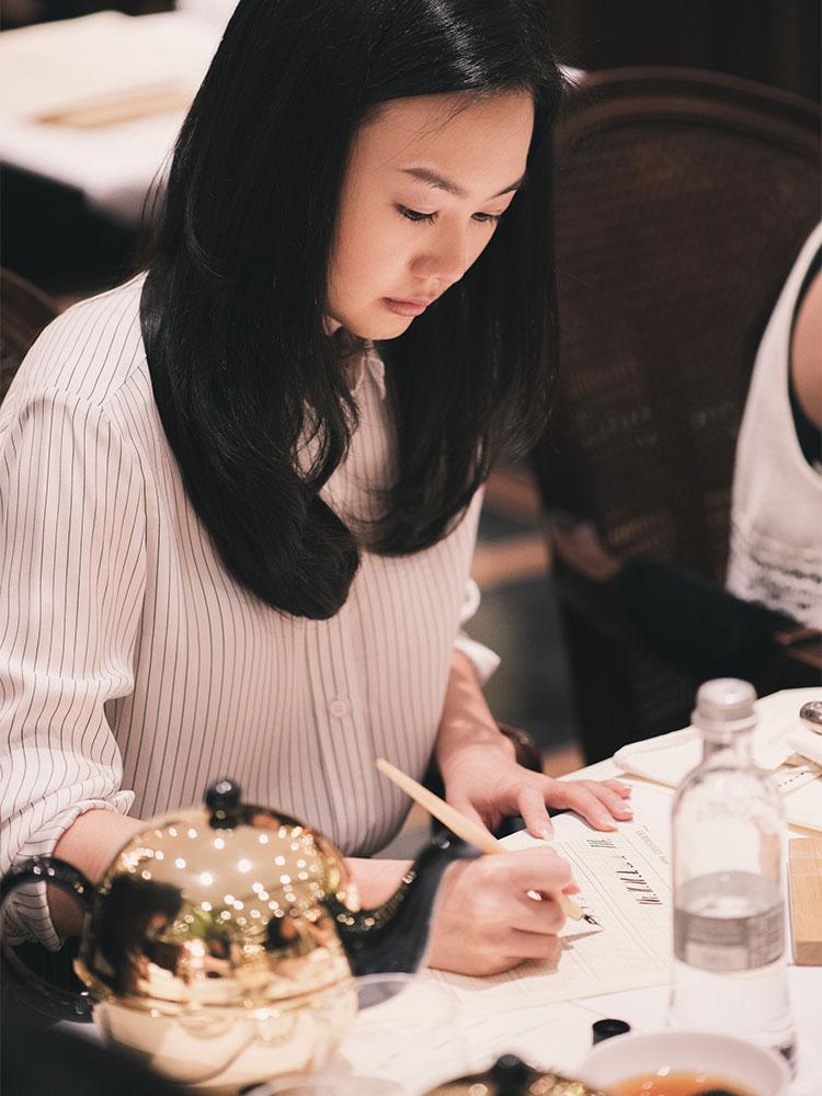 TWG Calligraphy, Tea Tasting & Flower Workshop image gallery