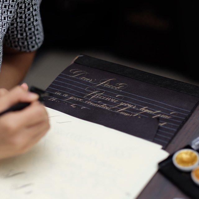 Basic Calligraphy  Image Gallery
