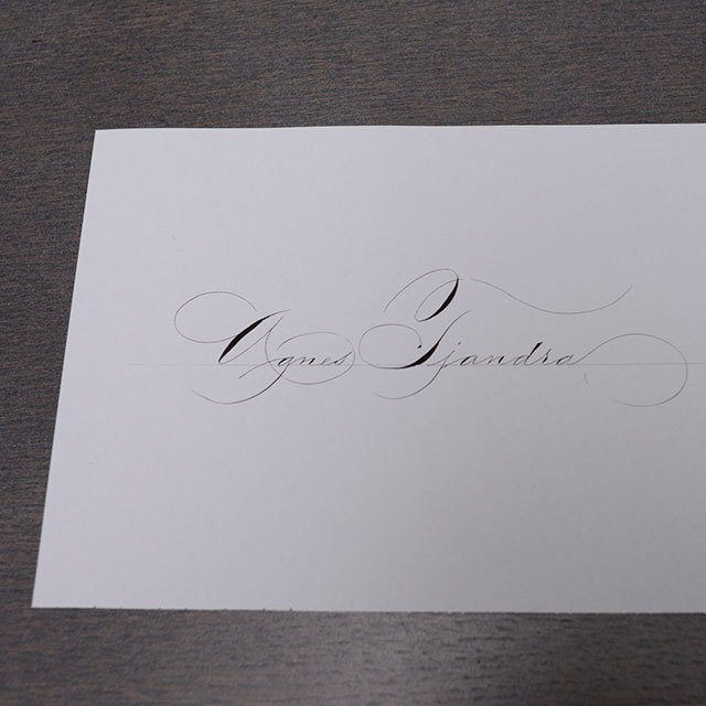 Classic Copperplate Image Gallery