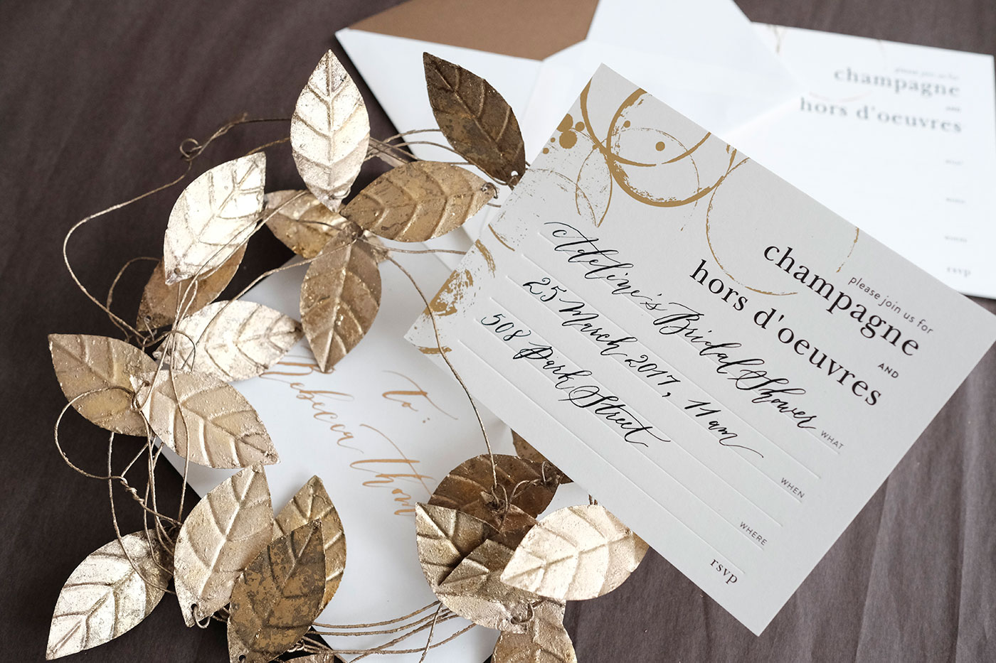 Paper Provision Calligraphy & Photo Styling gallery image