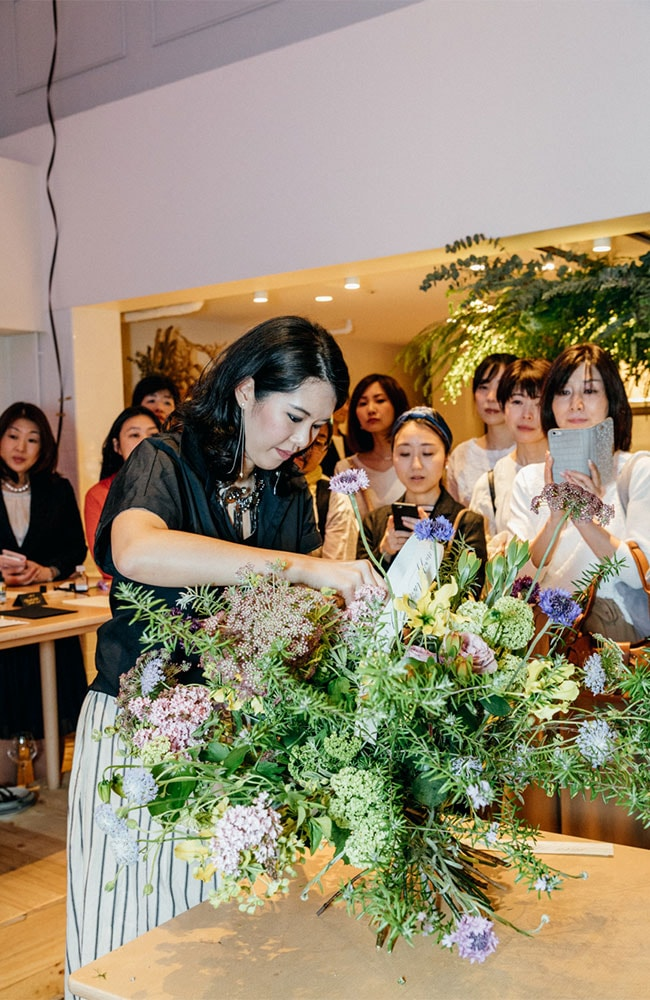Calligraphy Styling Book Launch Party image gallery