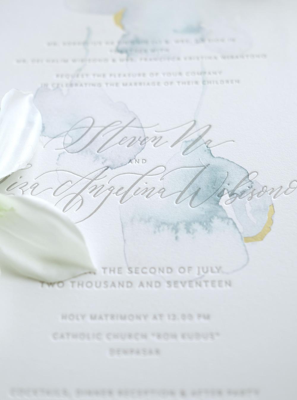 Steven & Liza Bali Wedding gallery image