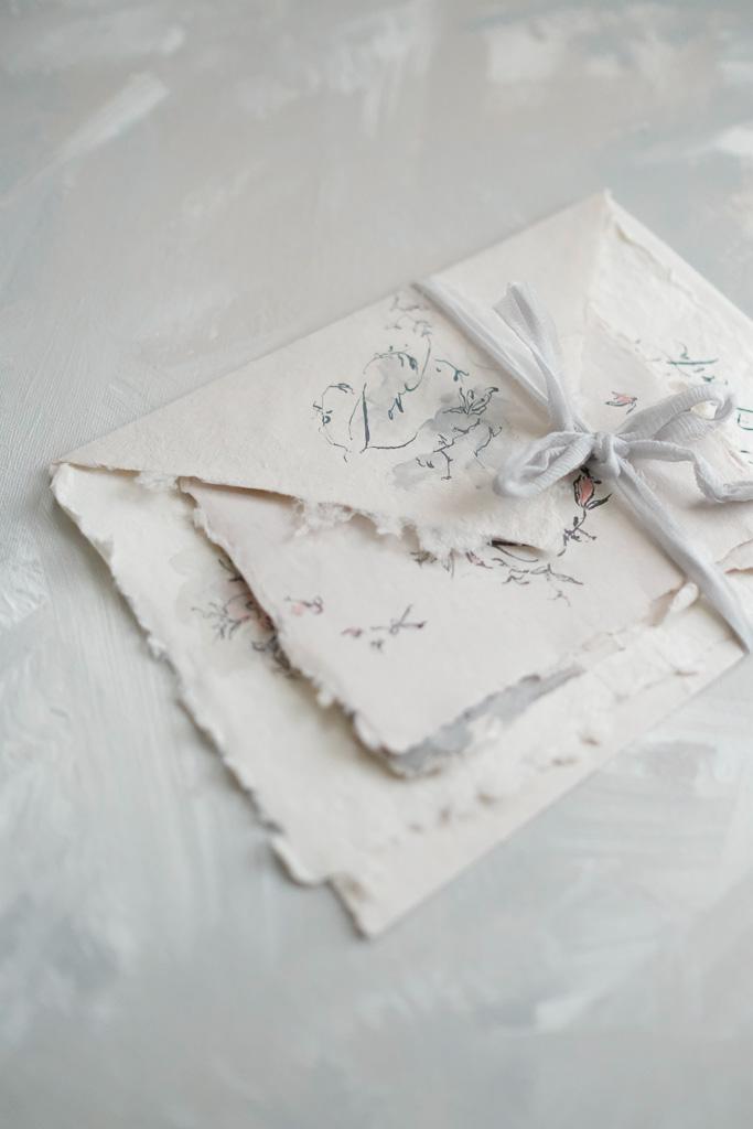 Handmade Invitation Styled Shoot gallery image