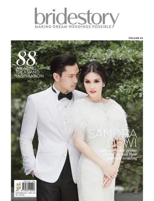 Bridestory volume 03