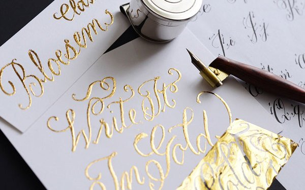 Write It In Gold