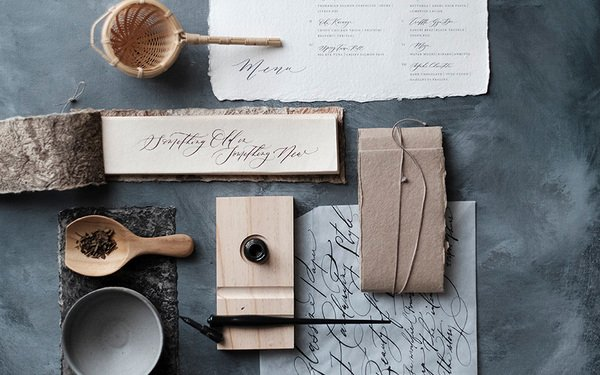 (SOLD OUT) Modern Calligraphy Workshop with Area+