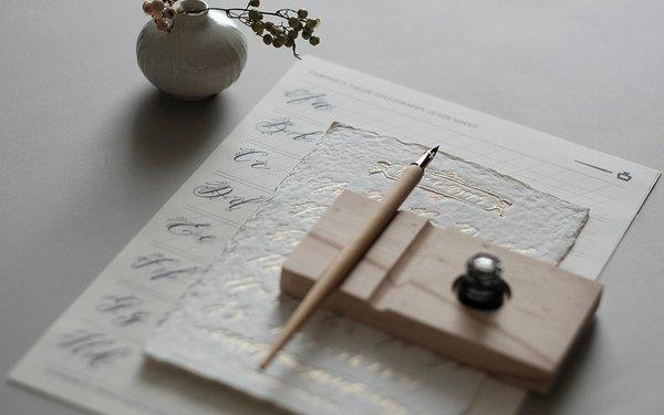 Modern Calligraphy for Beginners [JAKARTA]