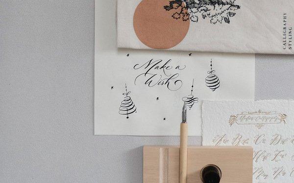 [JAKARTA] Basic Modern Calligraphy