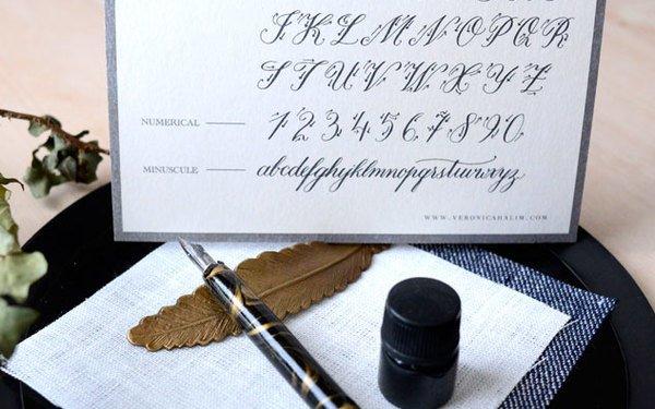 Basic Calligraphy & Lifestyle