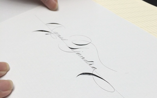 Spencerian Workshop